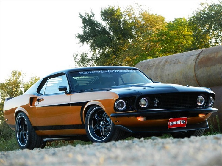 First Generation Ford Mustang 1964 1973 1966 Ford