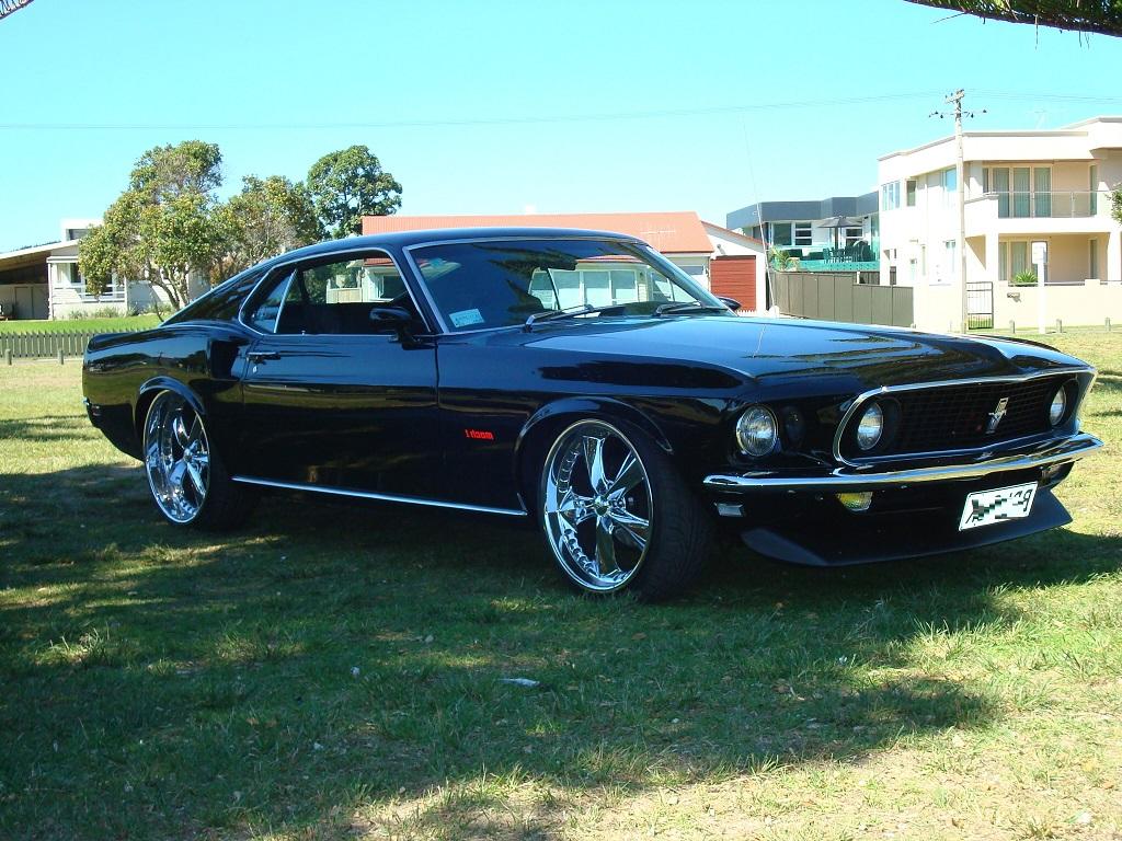 69 Mustang 1969 Ford Mustang Suv Tuning