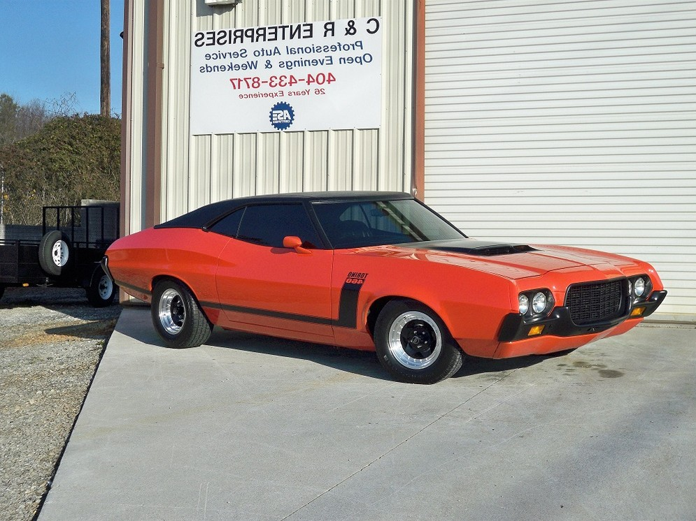 Ford Torino Information | Autos Post