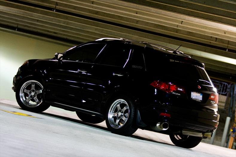 Acura RDX Tuning