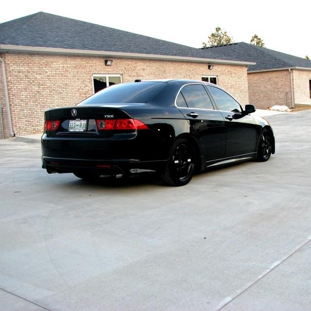 Acura TSX Tuning