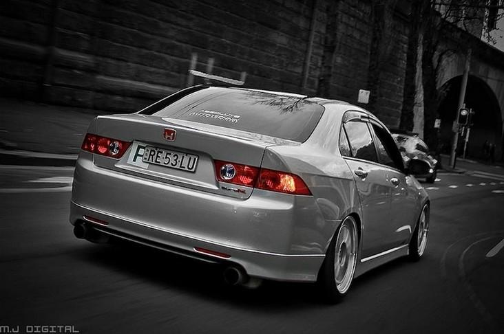 TSX - Acura TSX tuning - SUV Tuning