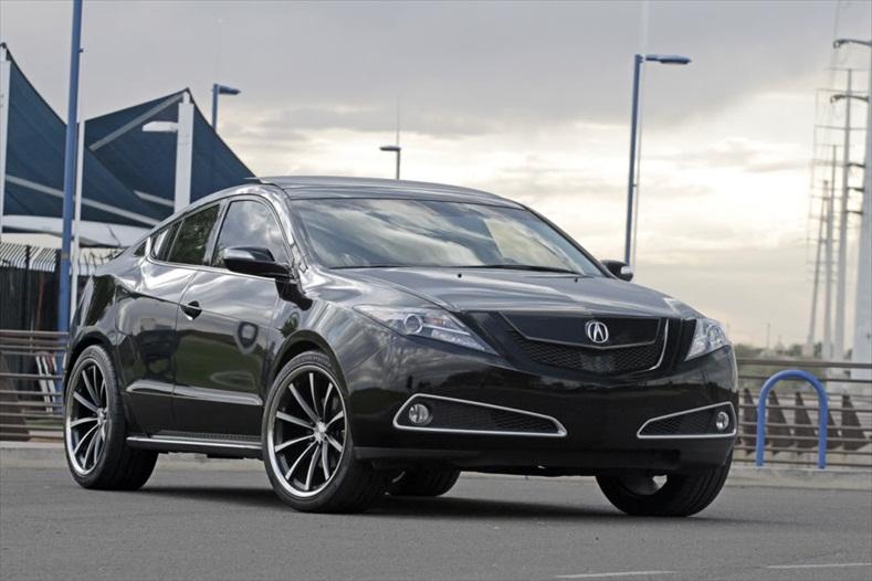 ZDX - Acura ZDX tuning - SUV Tuning