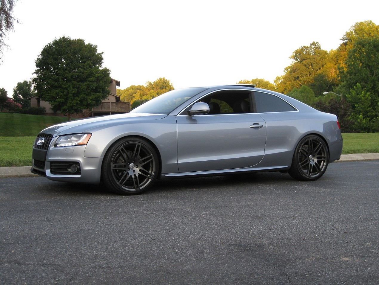 A5 Audi A5 Tuning Suv Tuning