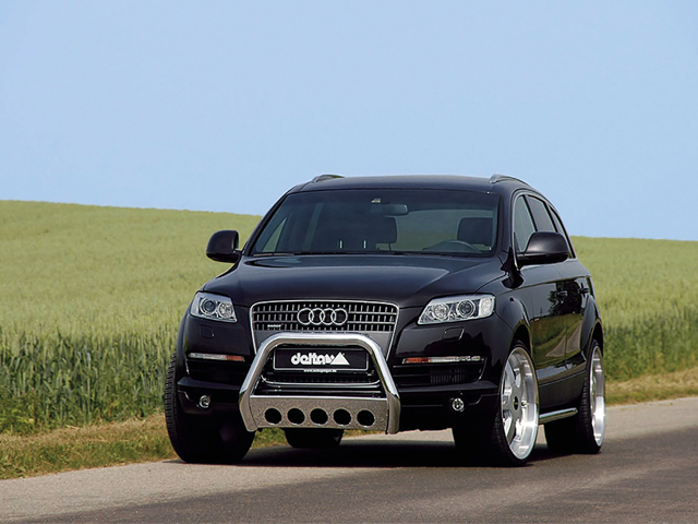 audi q7 tuning occasion q audi tuning suv. Black Bedroom Furniture Sets. Home Design Ideas