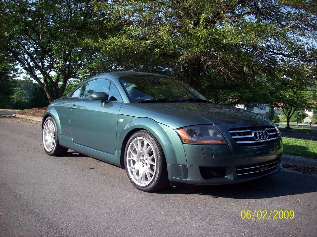 Tuning building a ford autos weblog for Audi tt 8n interieur tuning