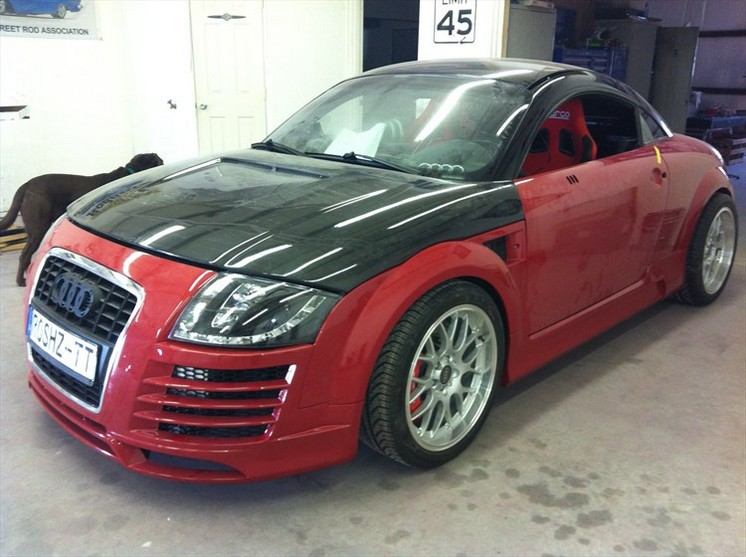 Coc audi tt 8n for Audi tt 8n interieur tuning