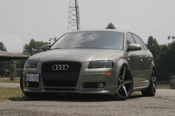 Audi A3 8P Tuning
