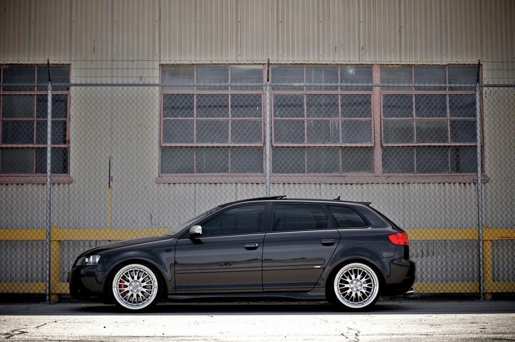 Custom 2007 Audi A3