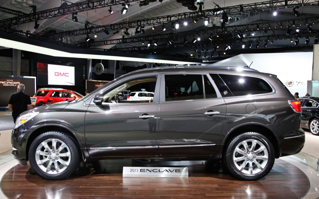 enclave buick enclave tuning suv tuning. Black Bedroom Furniture Sets. Home Design Ideas
