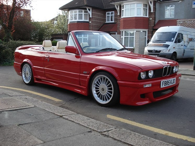 bmw e30 cabrio tuning images galleries with a bite. Black Bedroom Furniture Sets. Home Design Ideas