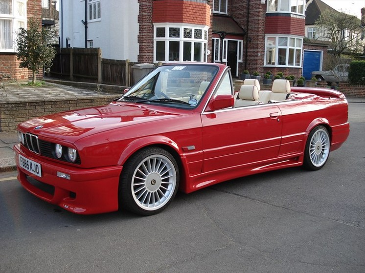 e30 bmw e30 cabrio suv tuning. Black Bedroom Furniture Sets. Home Design Ideas