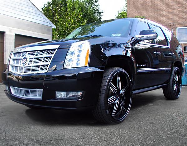 Escalade Cadillac Escalade Tuning Suv Tuning