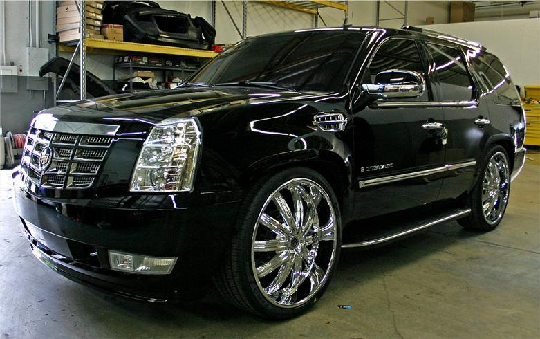 escalade cadillac escalade tuning suv tuning. Black Bedroom Furniture Sets. Home Design Ideas
