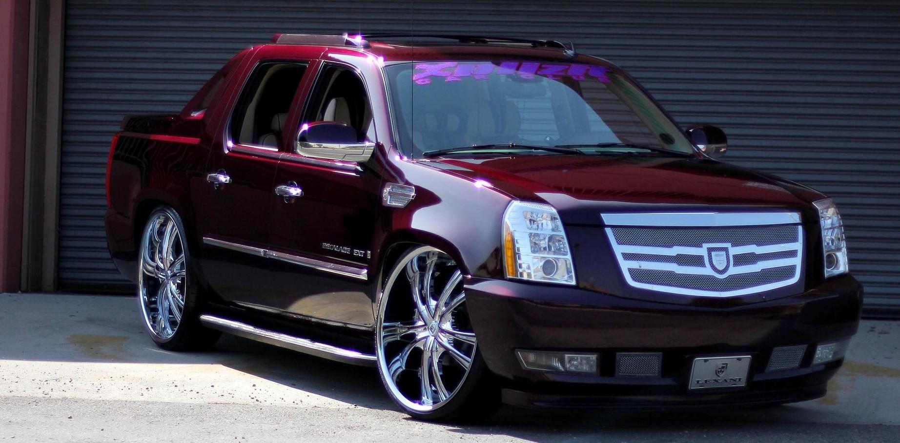 Cadillac escalade tuning