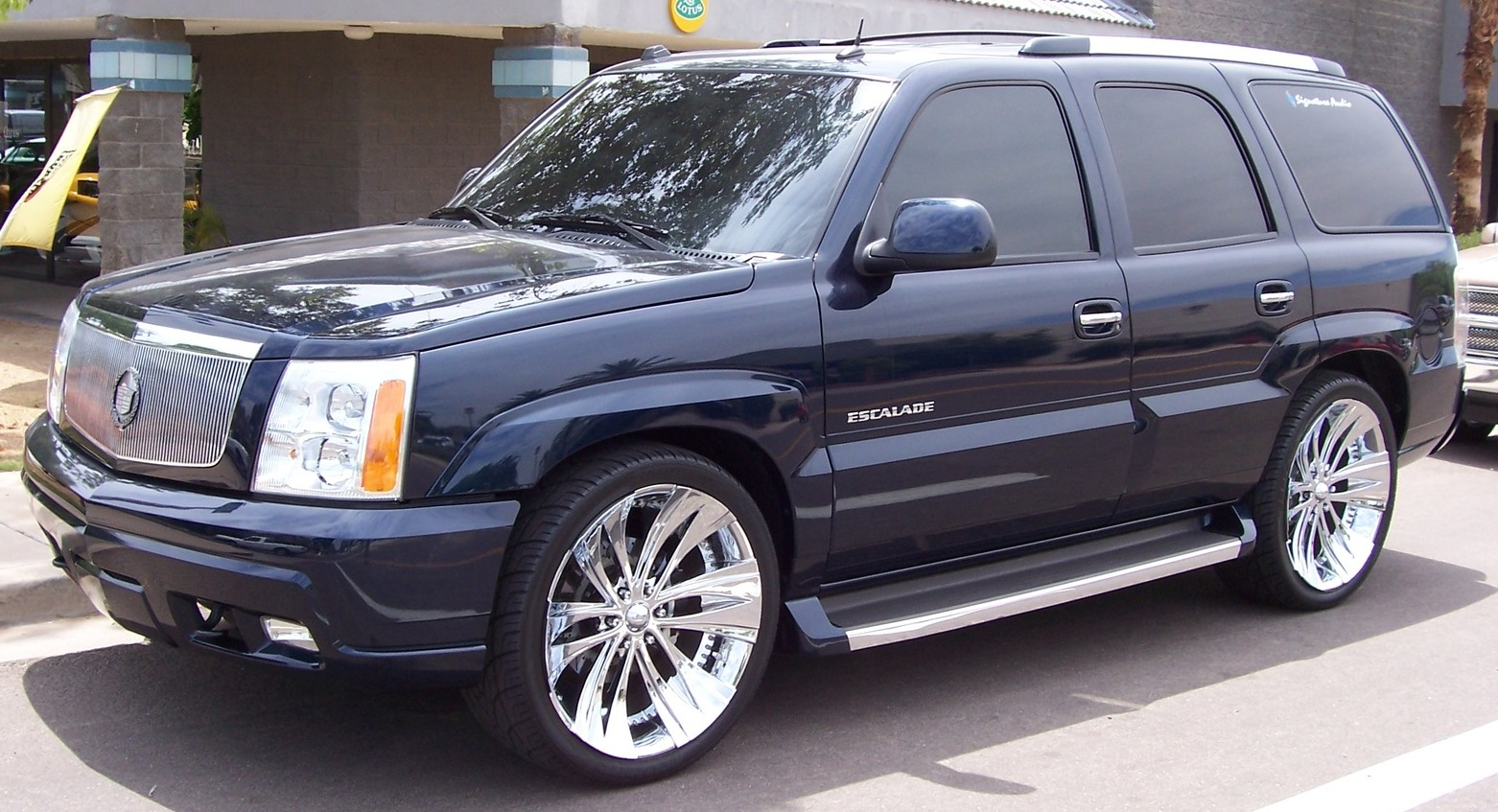 2013 Cadillac Escalade Custom