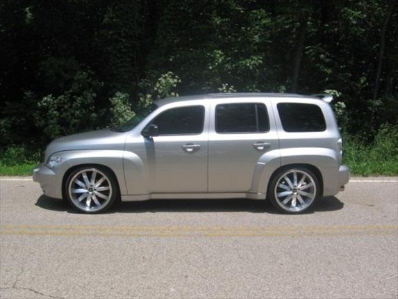 Chevrolet HHR Custom Wheels on 2007 Chevy Cobalt Where Is Radio Fuse