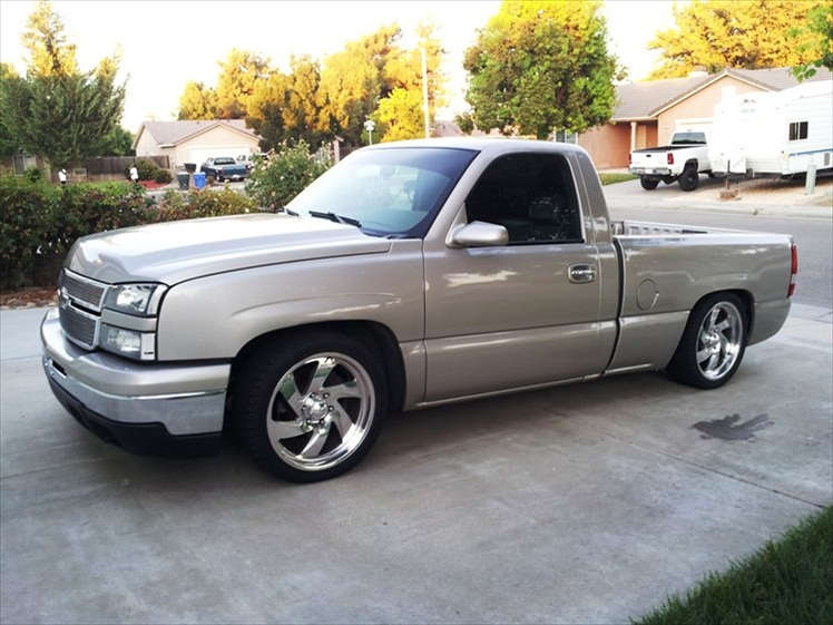 1999 Chevy Silverado Regular Cab
