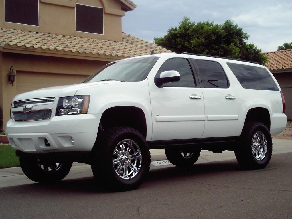 Suburban Chevrolet Suburban Custom Suv Tuning