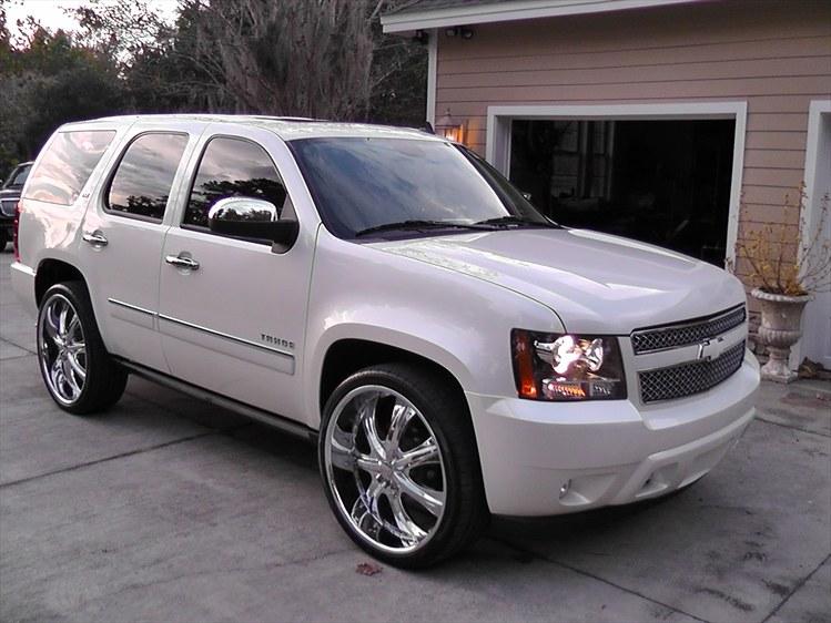 TAHOE - Chevrolet Tahoe custom - SUV Tuning