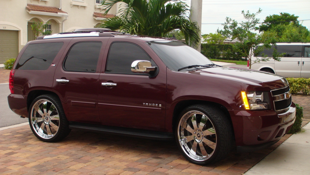 tahoe chevrolet tahoe tuning suv tuning. Black Bedroom Furniture Sets. Home Design Ideas