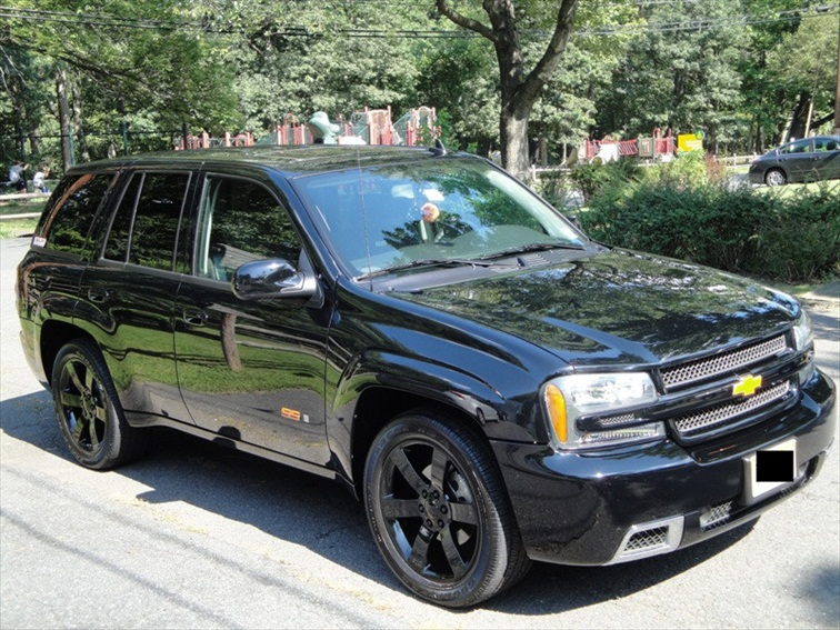 Trailblazer Chevrolet Trailblazer Custom Suv Tuning