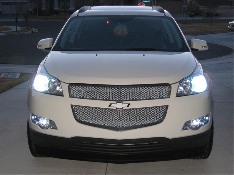 Traverse Chevrolet Traverse Tuning Suv Tuning