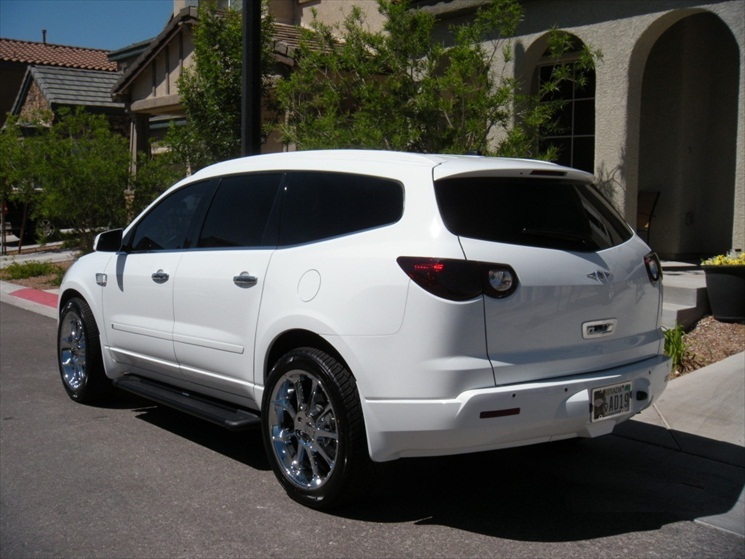 Custom Chevy Traverse