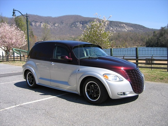 tuning pt cruiser chrysler. Black Bedroom Furniture Sets. Home Design Ideas