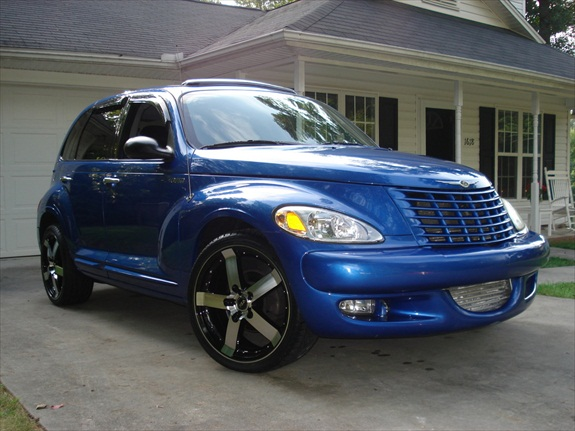 chrysler pt cruiser tuning pictures. Black Bedroom Furniture Sets. Home Design Ideas
