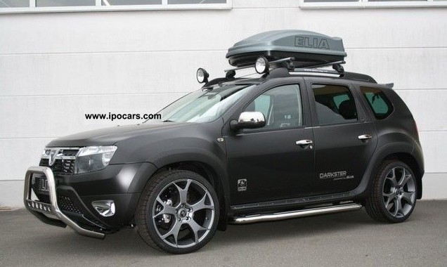 duster dacia duster tuning suv tuning. Black Bedroom Furniture Sets. Home Design Ideas