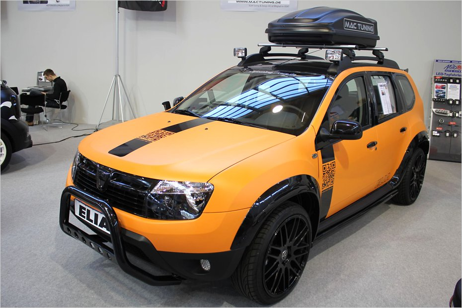 photo collection dacia duster tuning. Black Bedroom Furniture Sets. Home Design Ideas