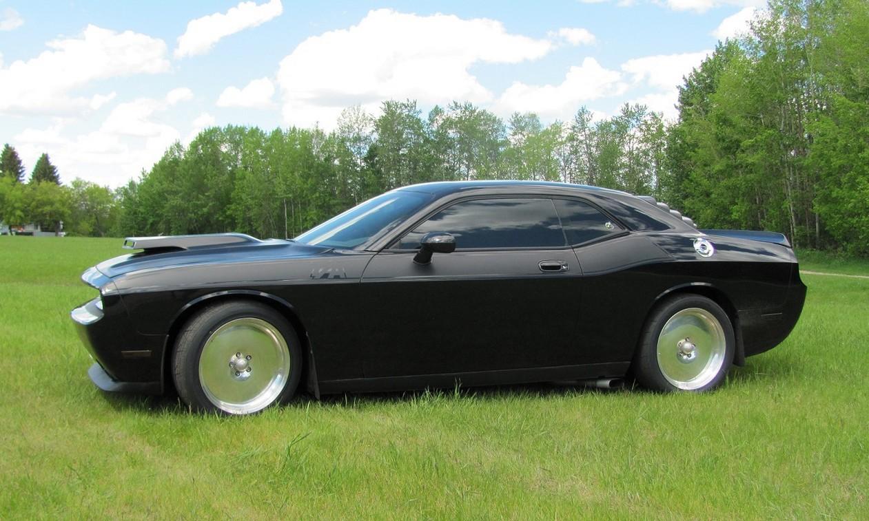 Custom Dodge Challenger Body Kits Dodge Challenger Custom