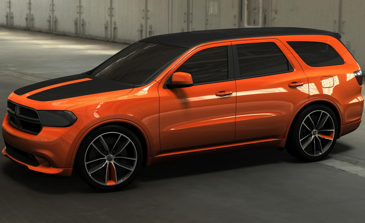 Slideshow Dodge Durango Custom