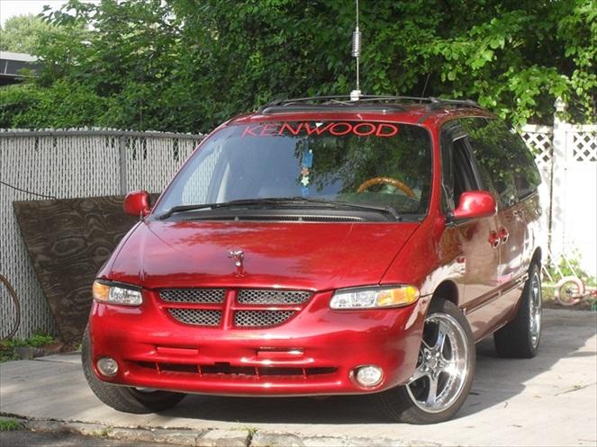 Dodge Grand Caravan Custom
