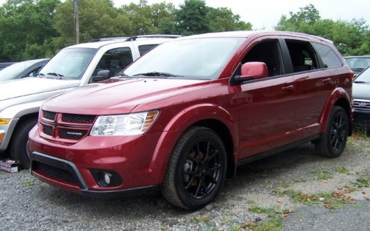 Used 2013 Dodge Journey Suv Pricing For Sale Edmunds