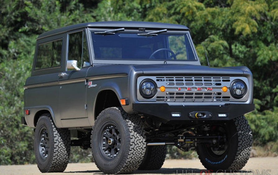 Pictures Of Ford Broncos - BRONCO - Ford Bronco Custom - SUV Tuning