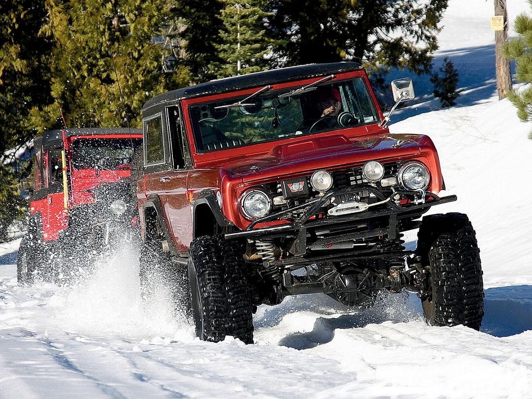BRONCO - Ford Bronco Custom - SUV Tuning