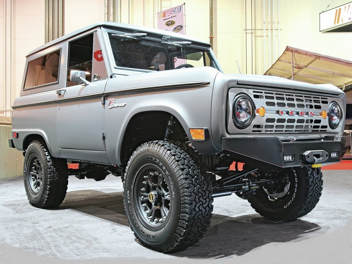 Custom Bronco | www.pixshark.com - Images Galleries With A ...