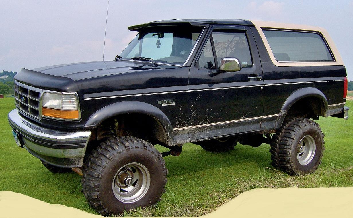 1990 Bronco Ii For Sale