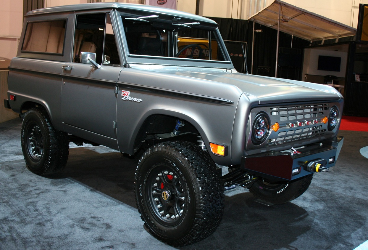 Early ford bronco 1966 1977 autos