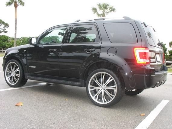 ESCAPE - Ford Escape custom - SUV Tuning