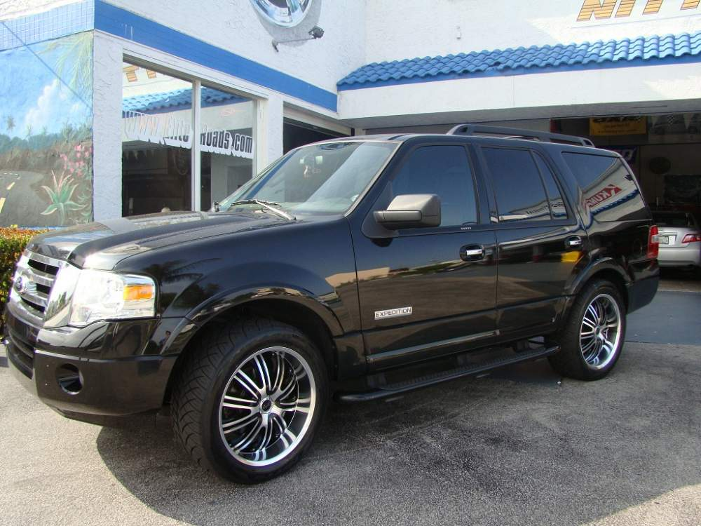 1999 Ford Expedition Customized