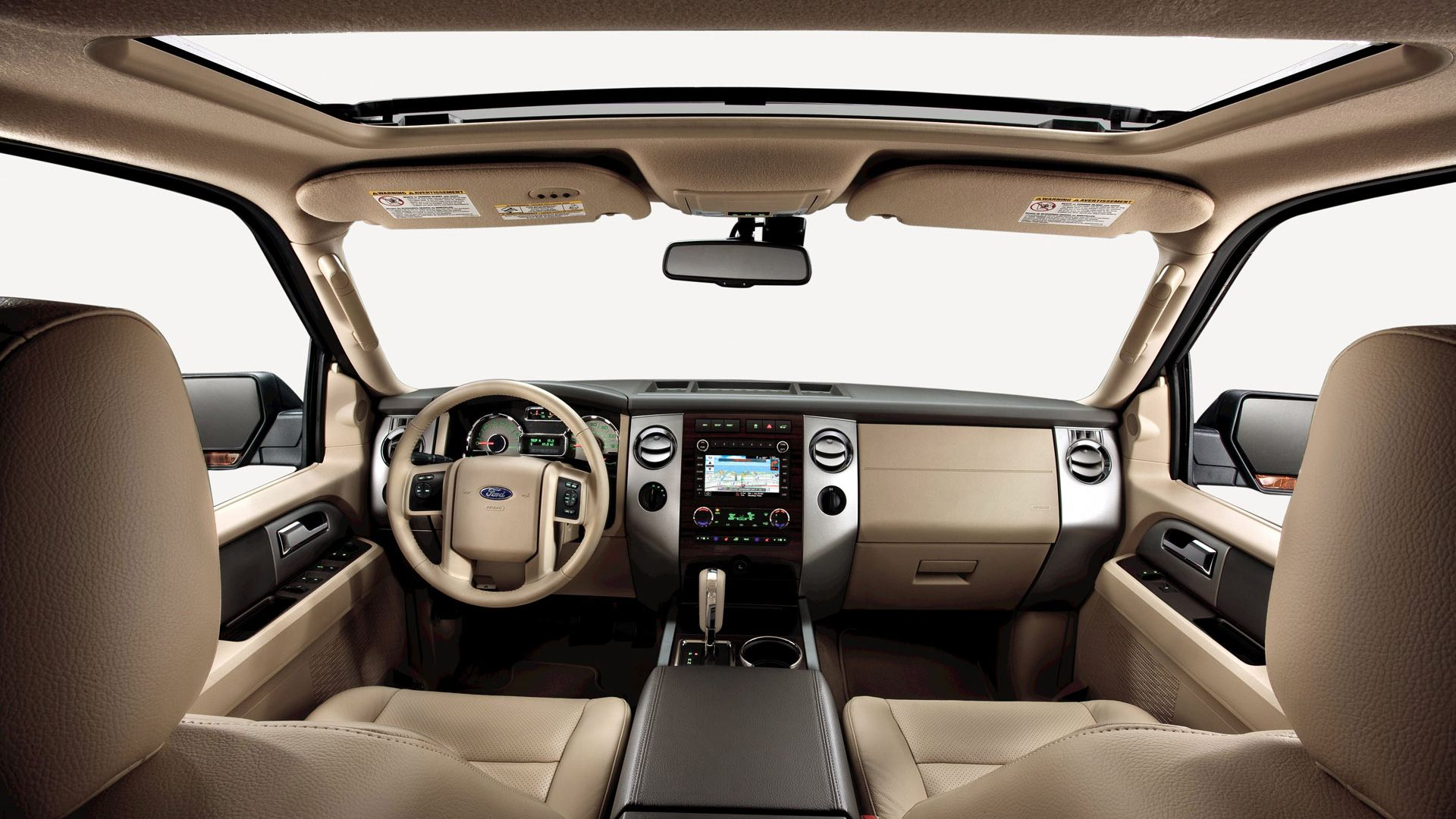 2011 Ford Expedition Interior