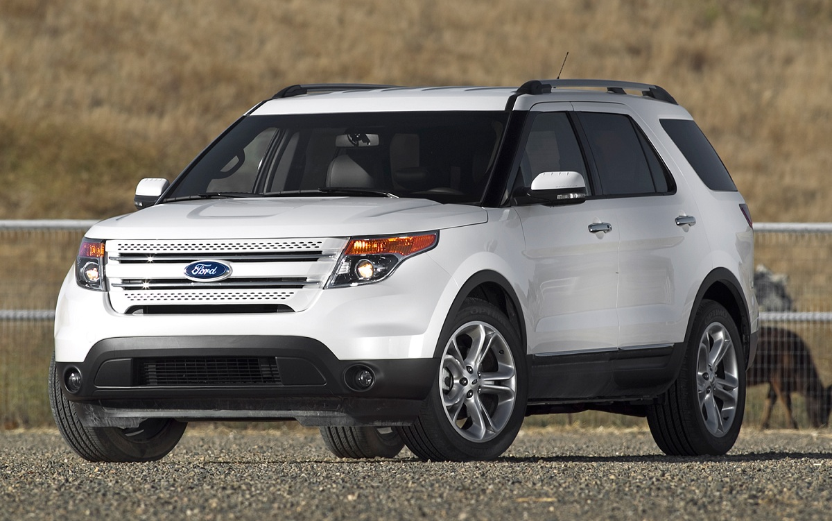 Ford Escape Dimensions >> EXPLORER - Ford Explorer Custom - SUV Tuning