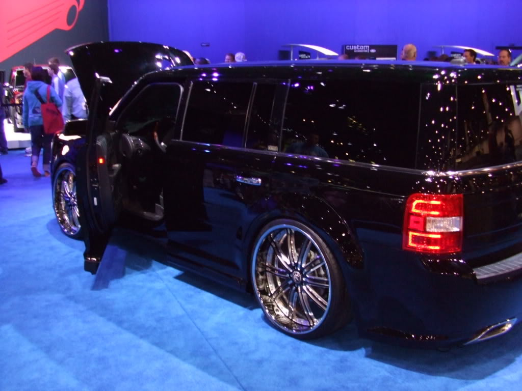 Image Result For Ford Flex Dimensions