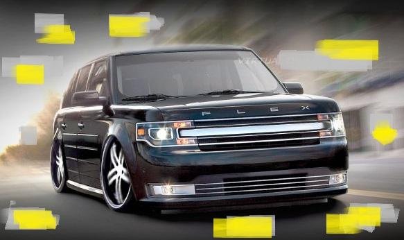 custom ford flex paint - photo #42