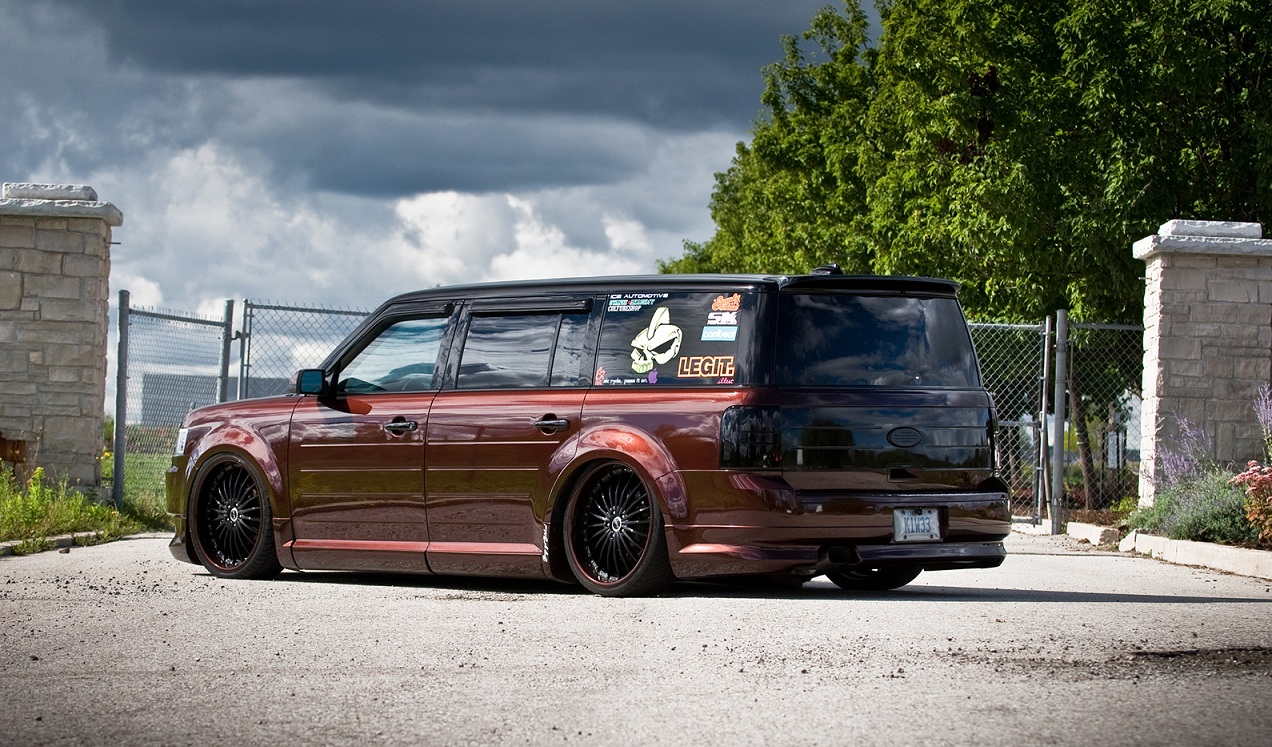 Custom Ford Flex Pictures To Pin On Pinterest Thepinsta