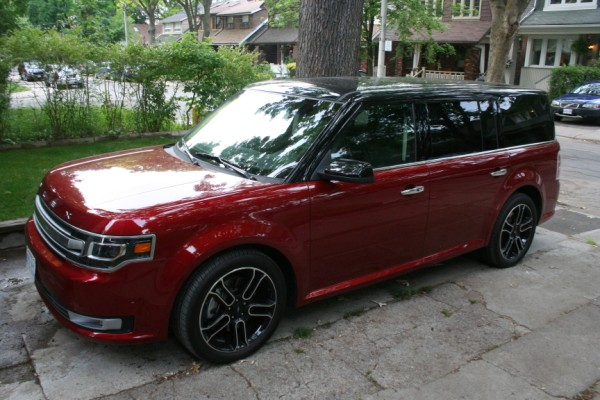Slideshow  C B Ford Flex Custom