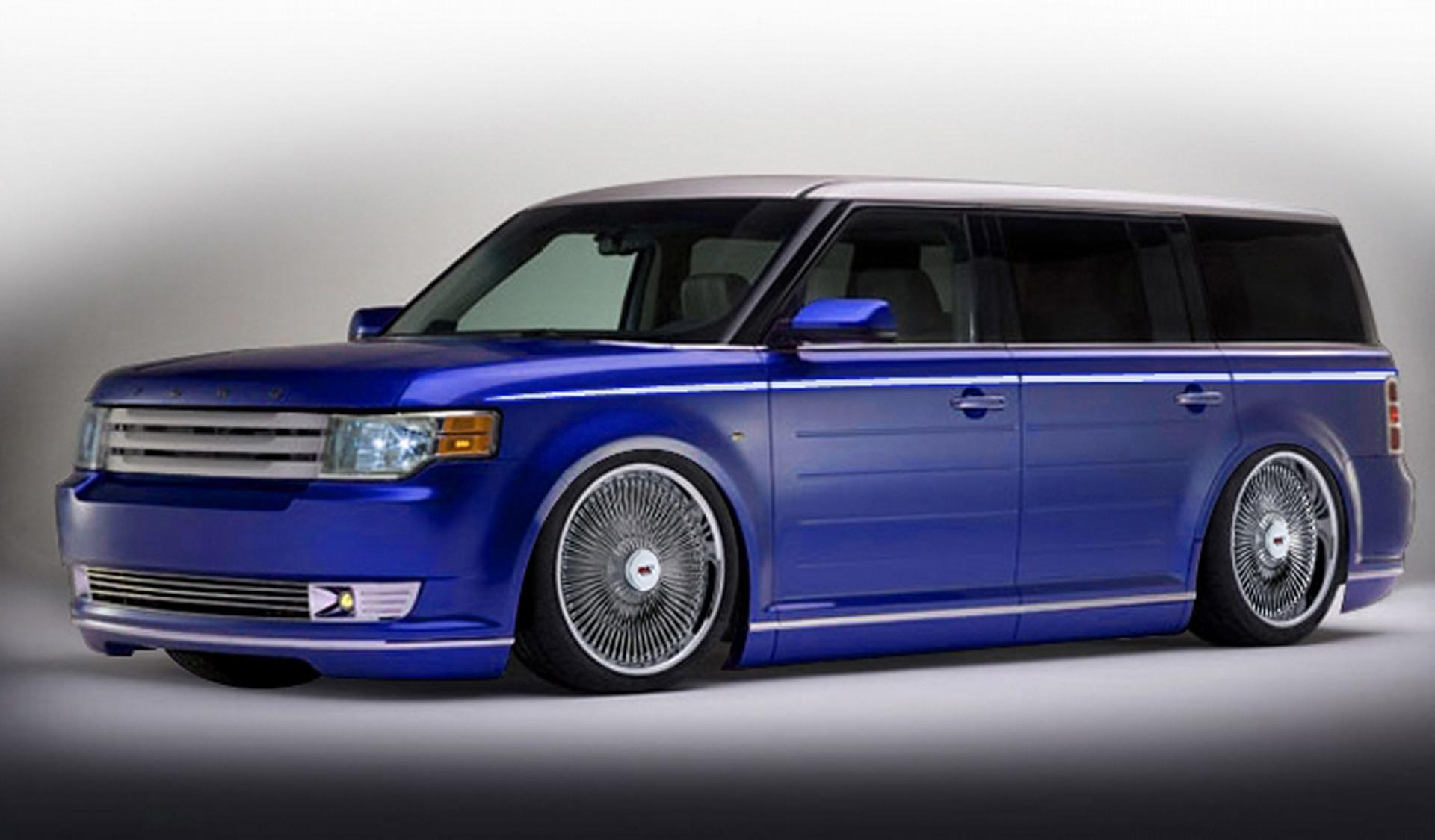 ... Slideshow · Ford Flex Custom